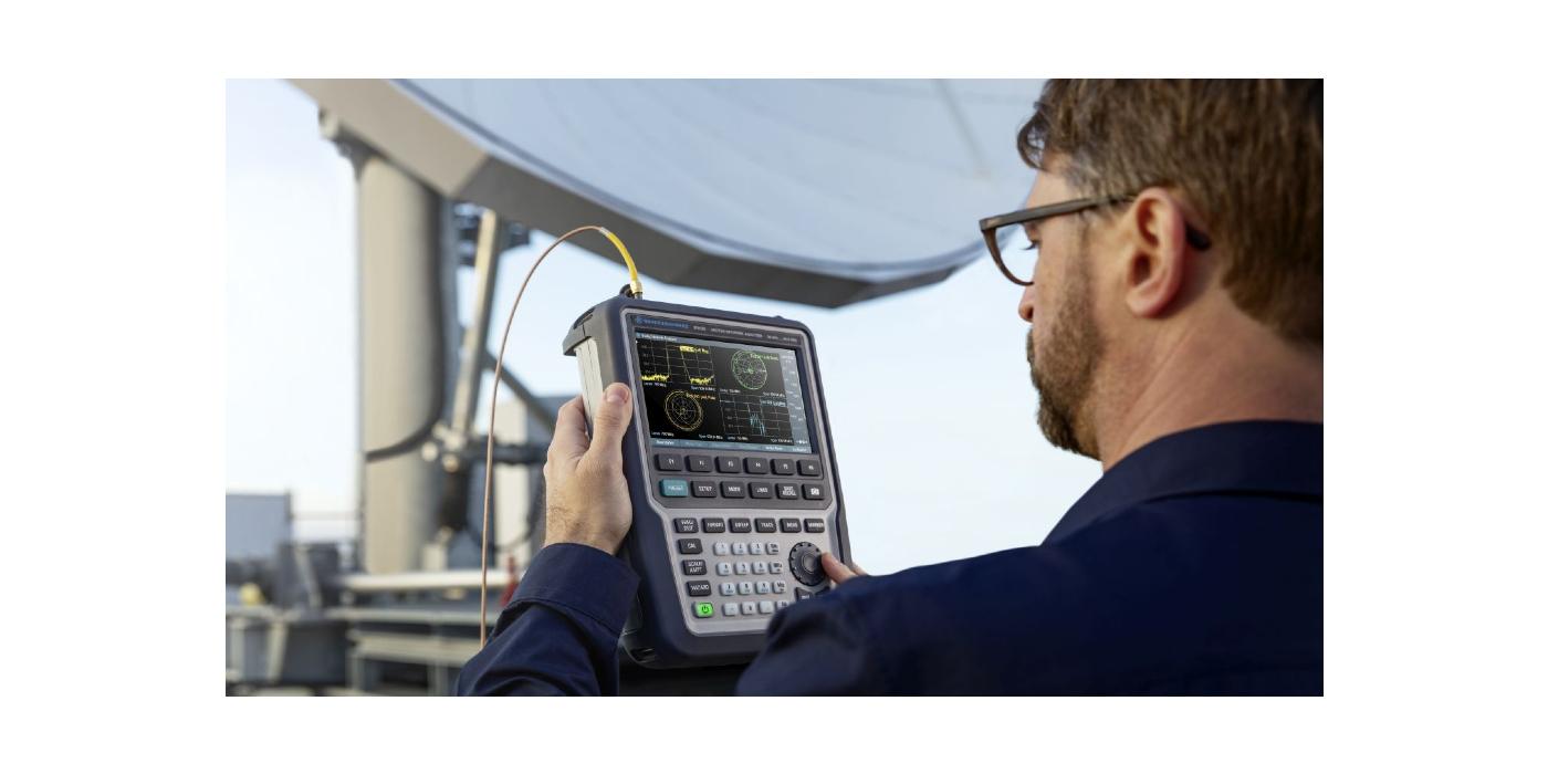 Rohde & Schwarz presenta el nuevo analizador vectorial de redes portátil de hasta 26,5 GHz
