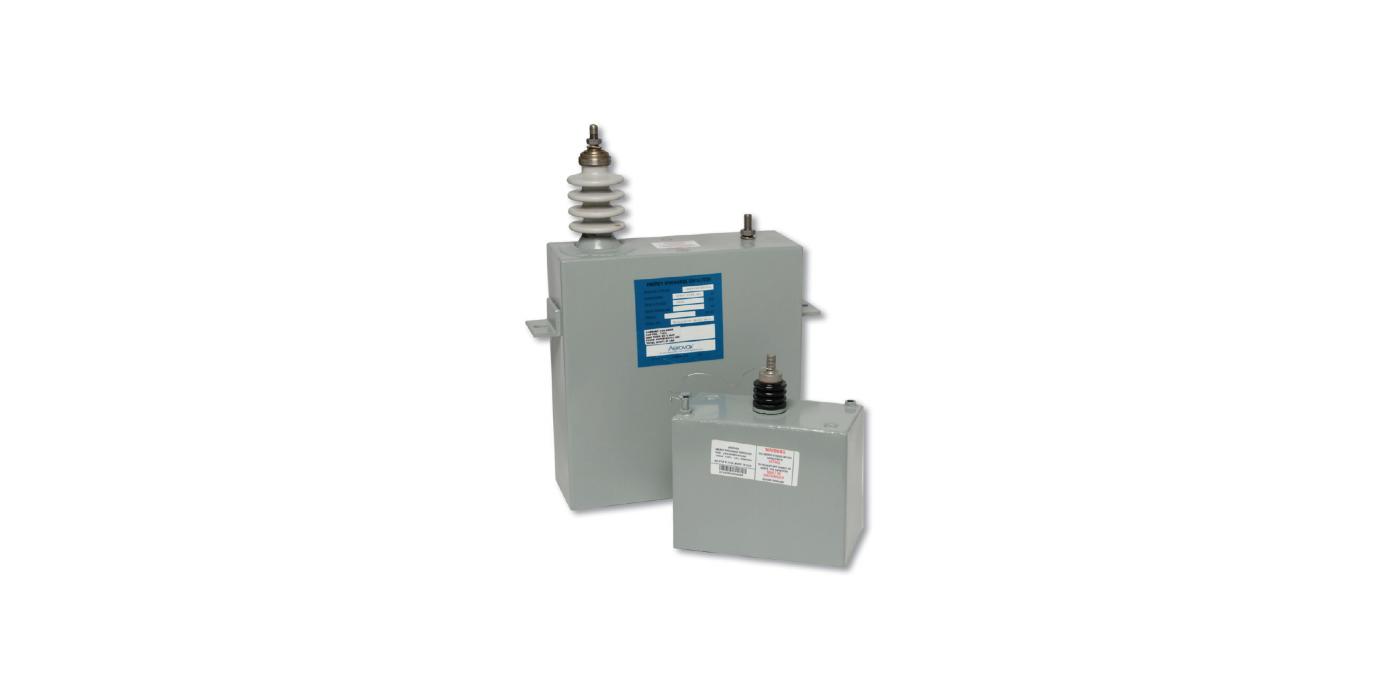 Condensadores de descarga por pulsos con gran capacidad de almacenamiento