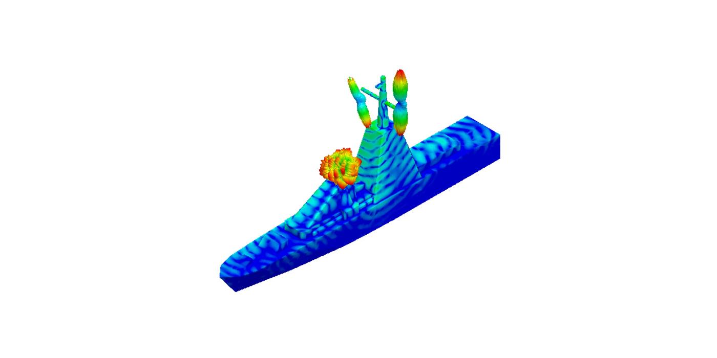 Navantia aprovecha las soluciones de transformación digital de Ansys para diseñar buques navales de próxima generación