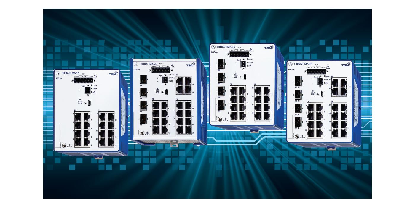 Belden prepara las grandes redes industriales para el futuro con seguridad y redundancia avanzadas