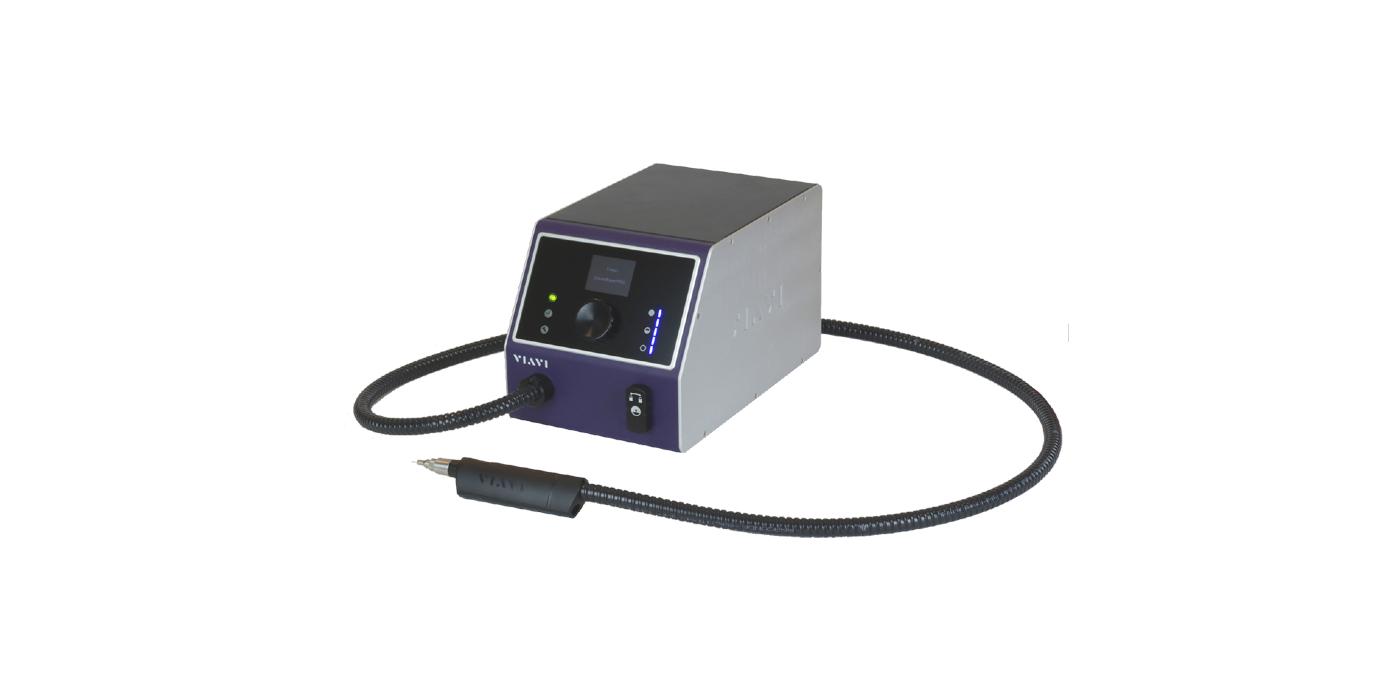Sistema de limpieza de terminaciones de fibra óptica automatizado