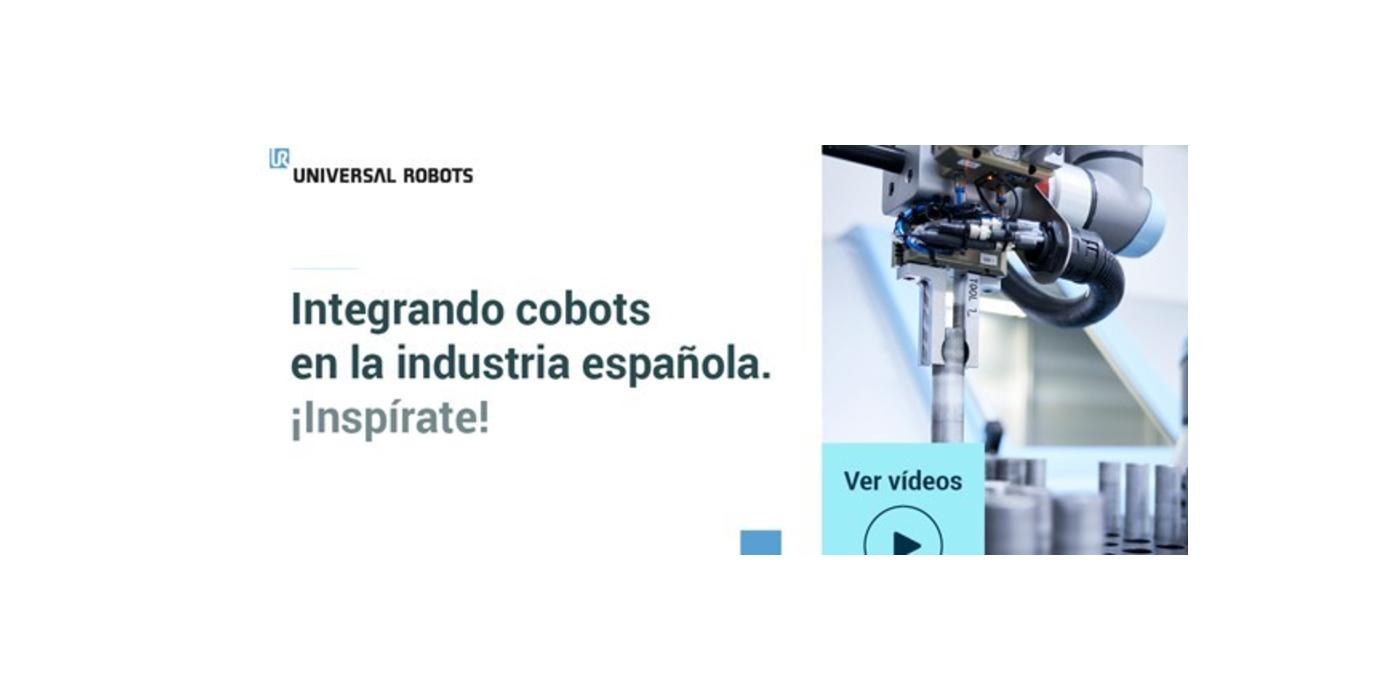 Universal Robots revela los seis proyectos más innovadores de robótica colaborativa de sus integradores en España