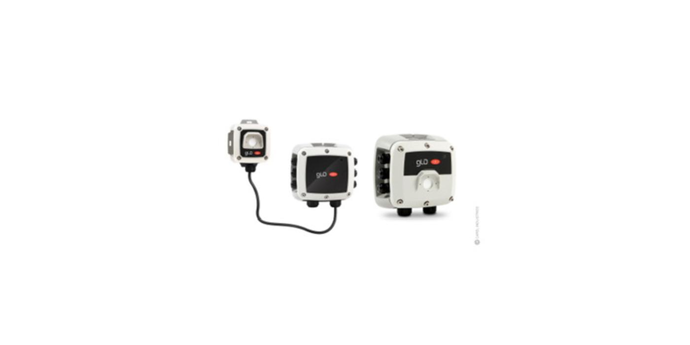 CAREL GLD: nuevos detectores de gas de amoníaco con sensor integrado y remoto
