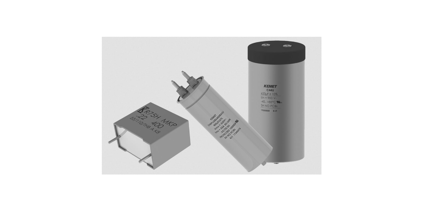 Condensadores de película dieléctrica de polipropileno metalizado