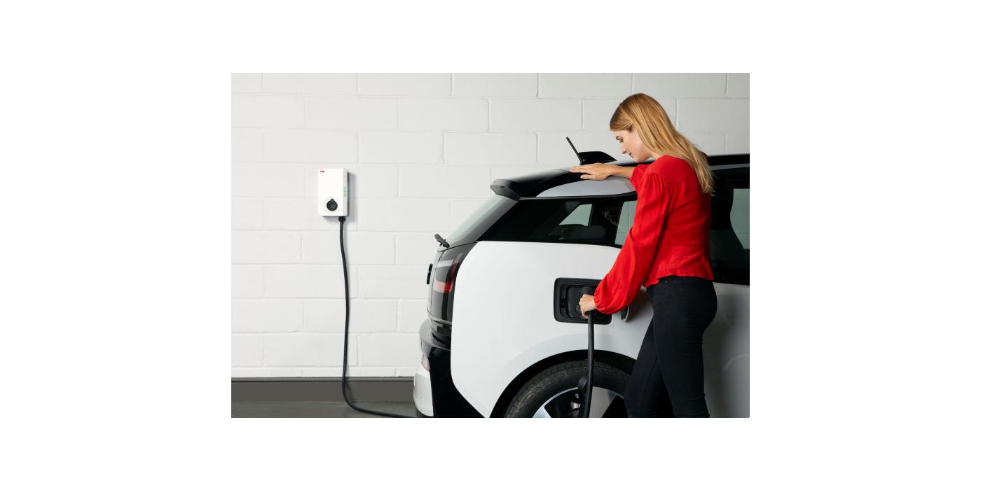 RS Components facilita la recarga inteligente y segura de vehículos eléctricos en hogares, centros de trabajo y empresas, gracias a la última tecnología de ABB