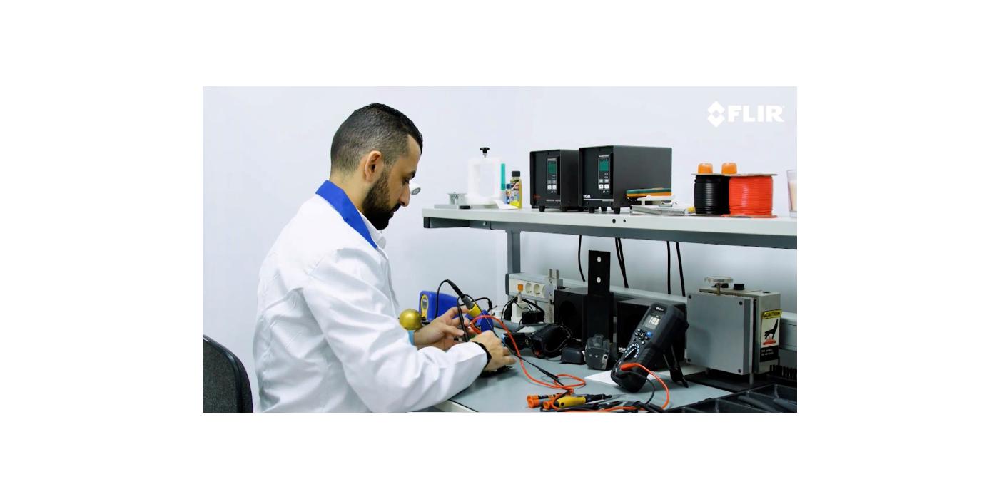 FLIR abre un nuevo centro de servicios en Dubai