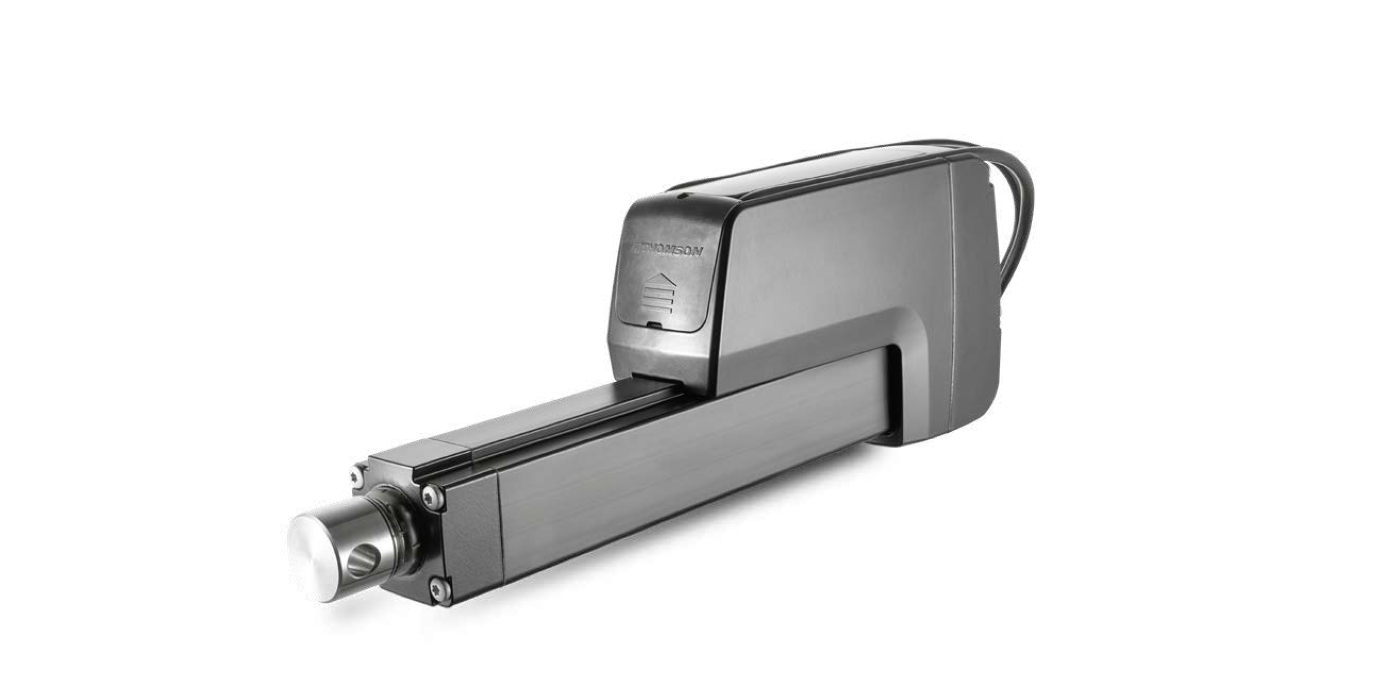 Electric actuators for high duty-cycle positioning tasks: Thomson's Electrak® LL series linear actuators available from Heason Technology