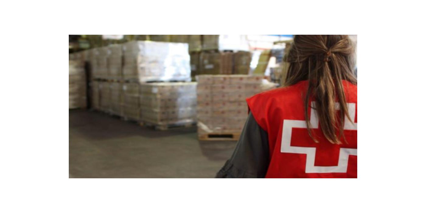 PELI colabora con el programa de voluntarios de la Cruz Roja Italiana a través de donaciones de productos