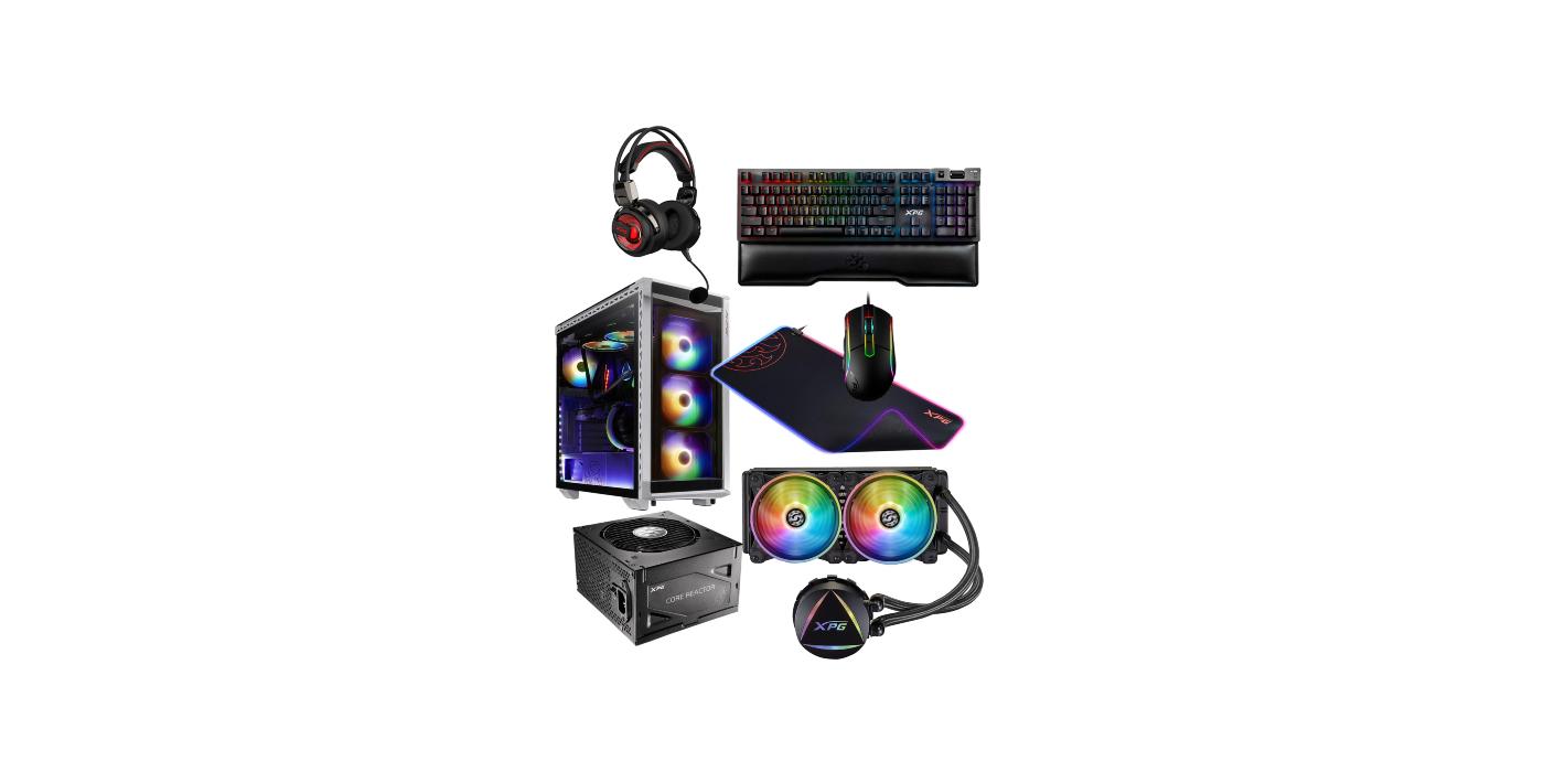 MCR añade a su portfolio los accesorios para gaming de la marca XPG