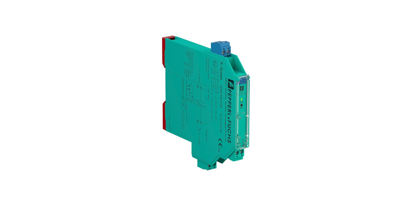 Controladores de corrente SIL 3 para zonas perigosas