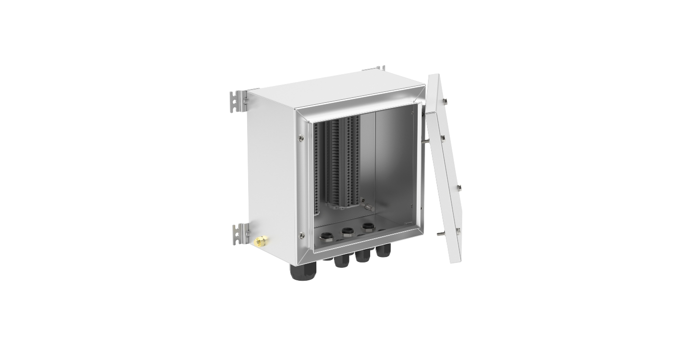 New Stainless Steel Enclosure Series Tops Off the Ex e Solution Portfolio from Pepperl+Fuchs