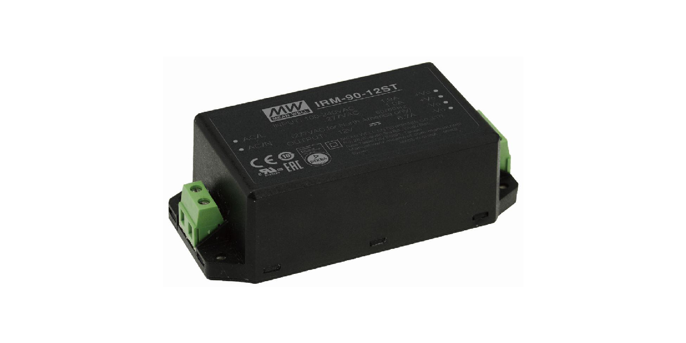 Módulos de alimentación AC-DC de 90 W para montaje en PCB