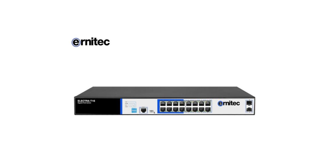 EET distribuye los revolucionarios switches de Ernitec