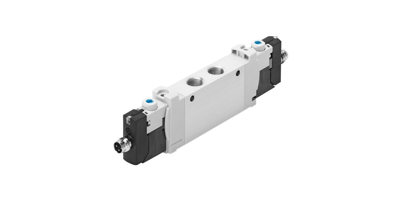 VUVG, la electroválvula universal de Festo para aplicaciones estándar