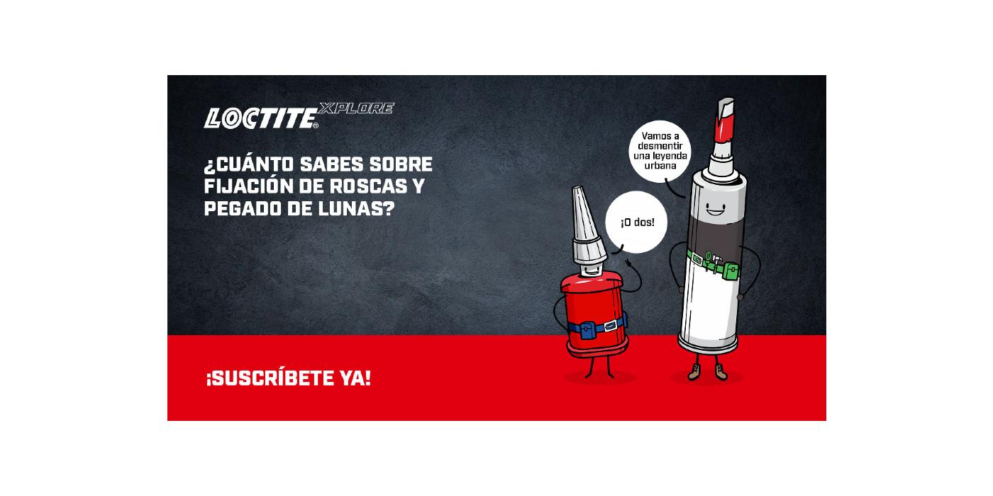 LOCTITE lanza su nueva plataforma de formación online gratuita, LOCTITE XPLORE