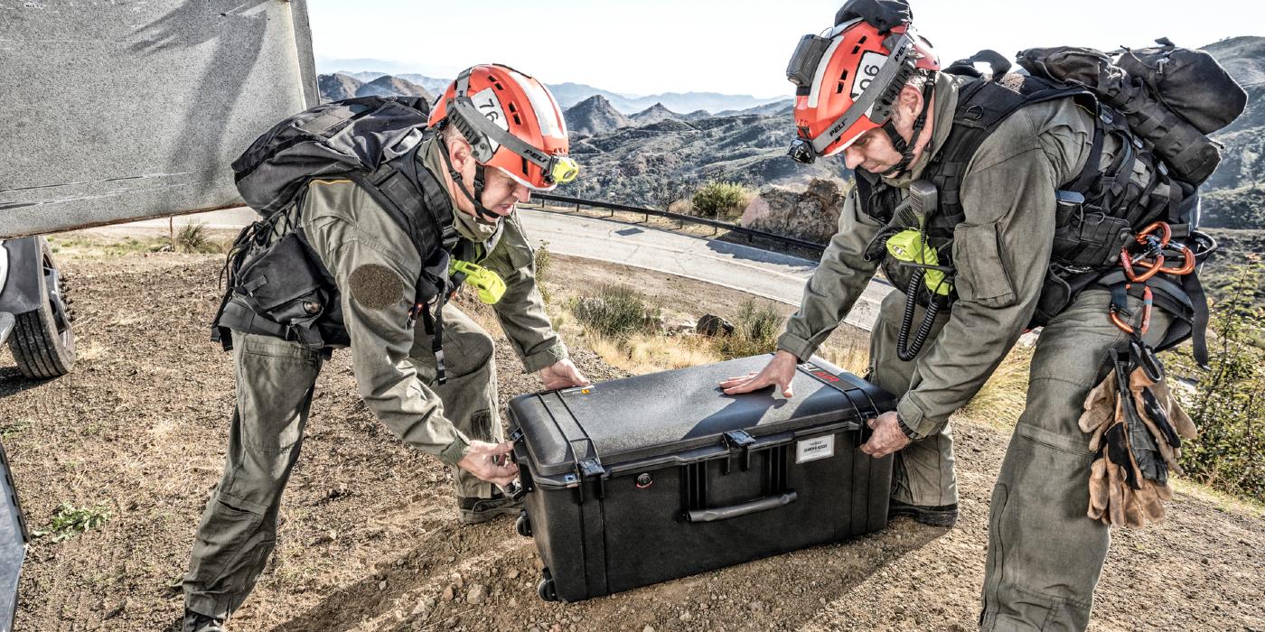 ¡Peli Products lanza la maleta Peli™ Air más grande hasta la fecha!