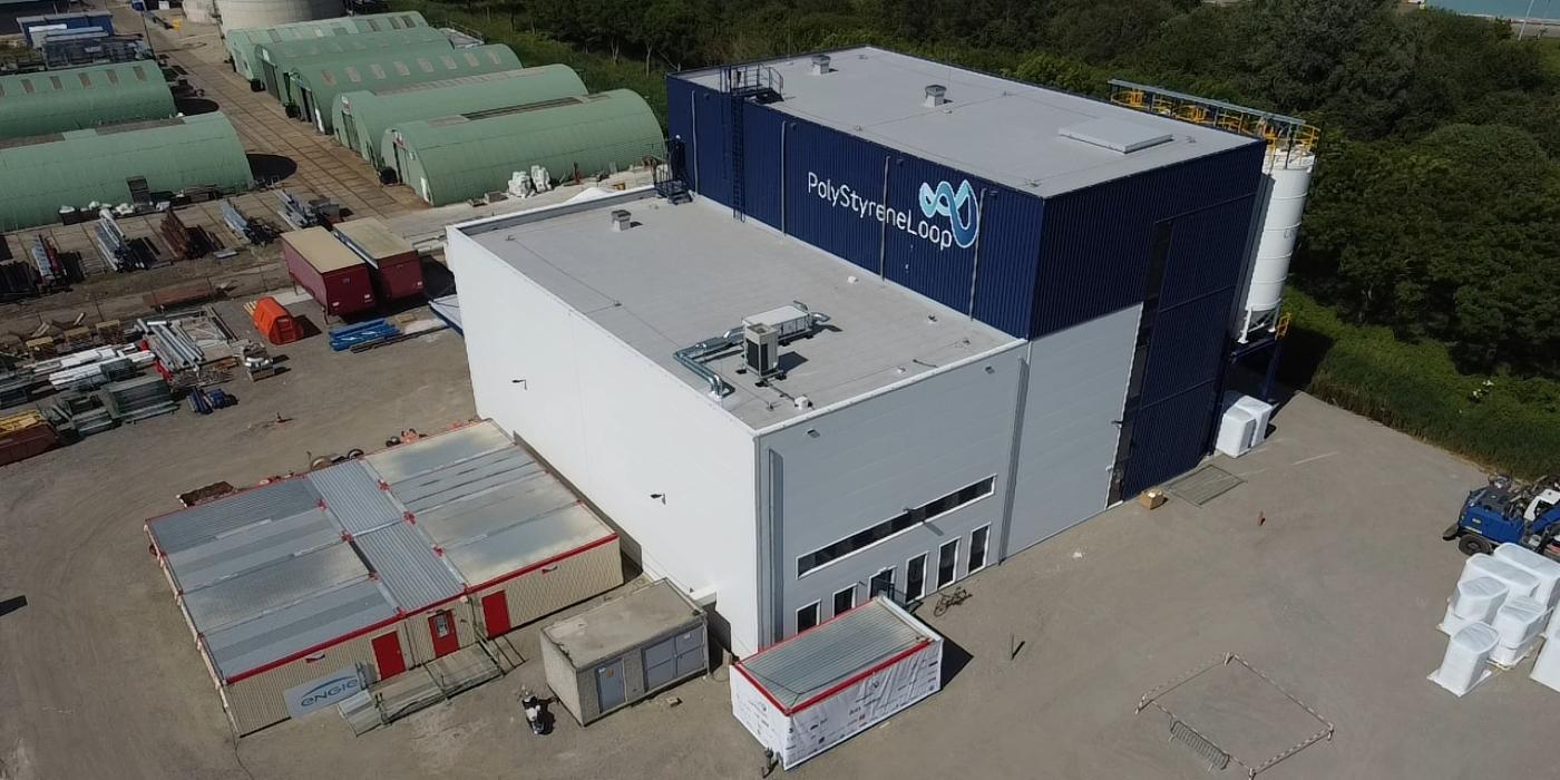 Inaugurada en los Países Bajos una innovadora planta para reciclar residuos de demolición de poliestireno y recuperar recursos valiosos