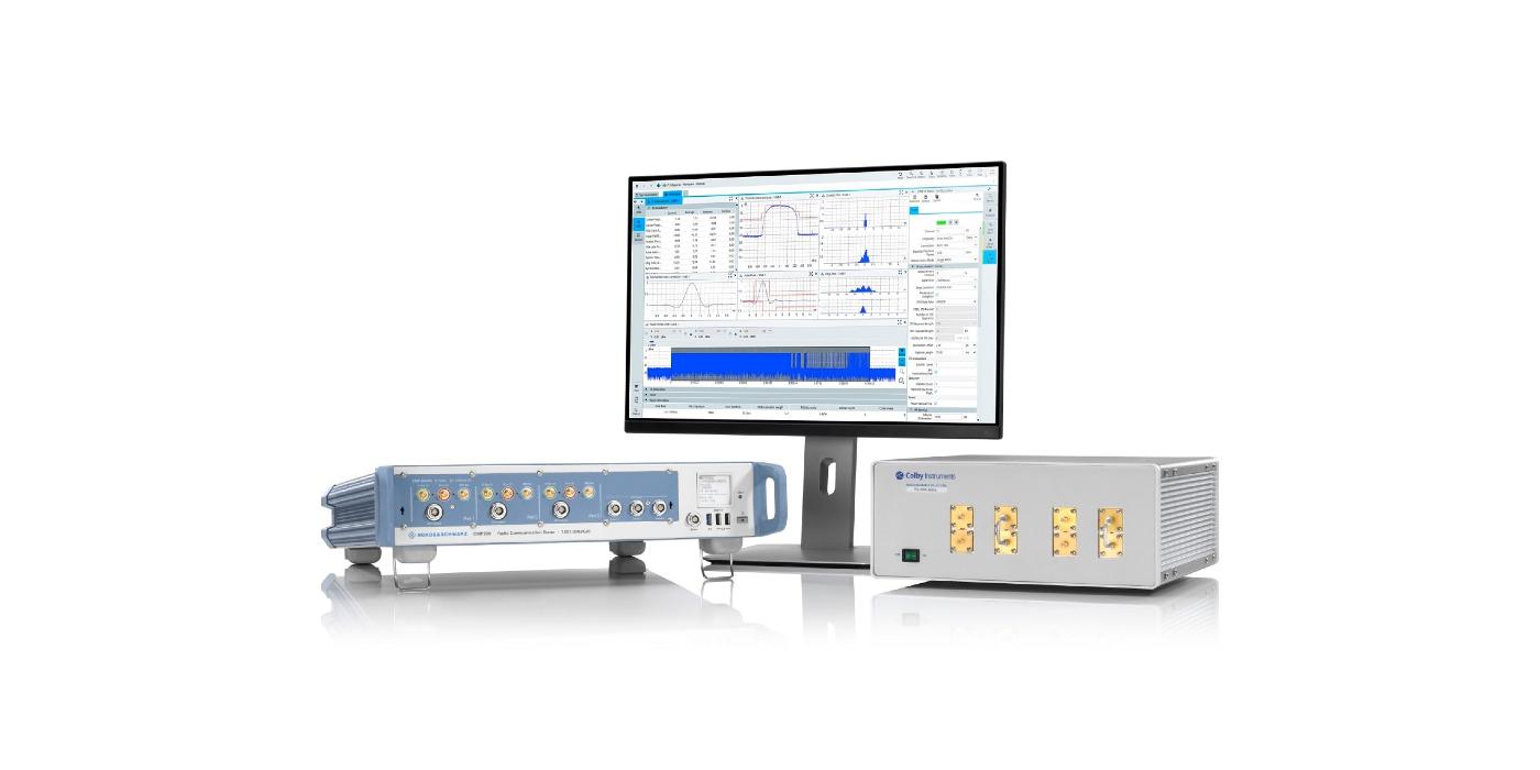 Rohde & Schwarz y Colby Instruments colaboran para ofrecer una solución de prueba precisa para la localización de dispositivos