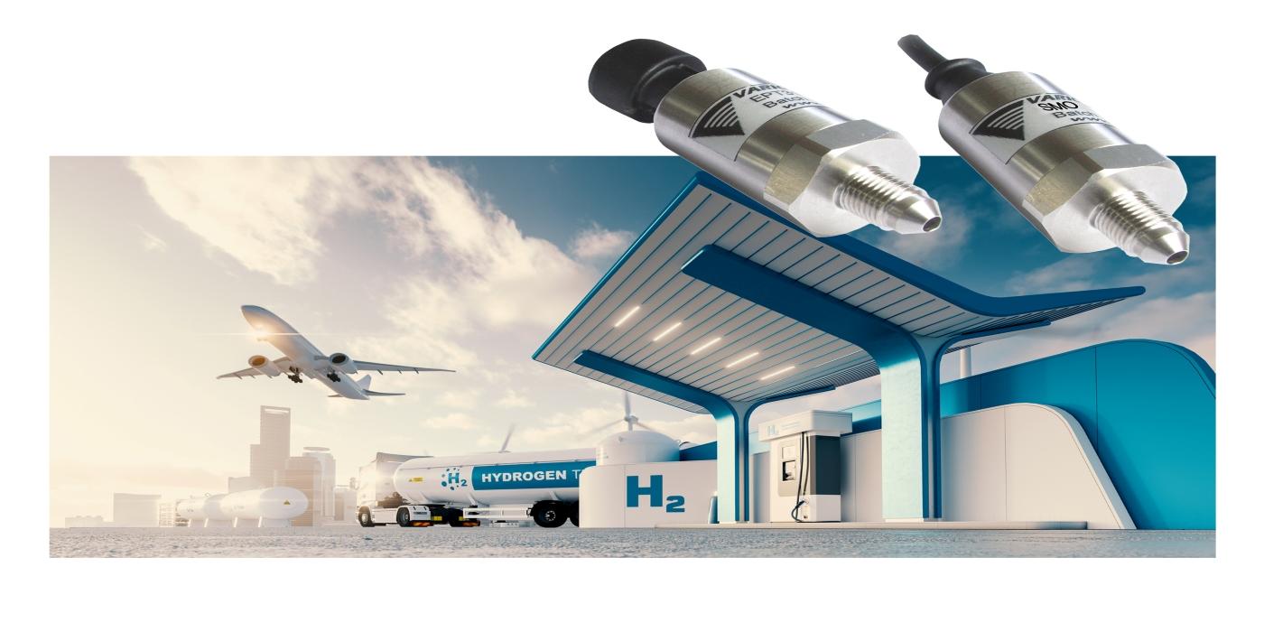 Detección de presión con seguridad funcional para sistemas de procesamiento y almacenamiento de hidrógeno: el sensor SMO31H2 de Variohm ahora disponible en versión compatible con PL: d