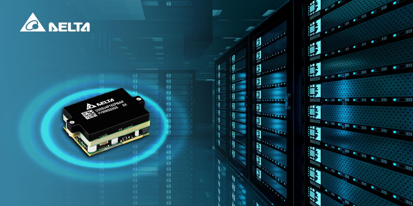 Delta presenta convertidor CC-CC bidireccional de 48 V / 12 V de alta densidad