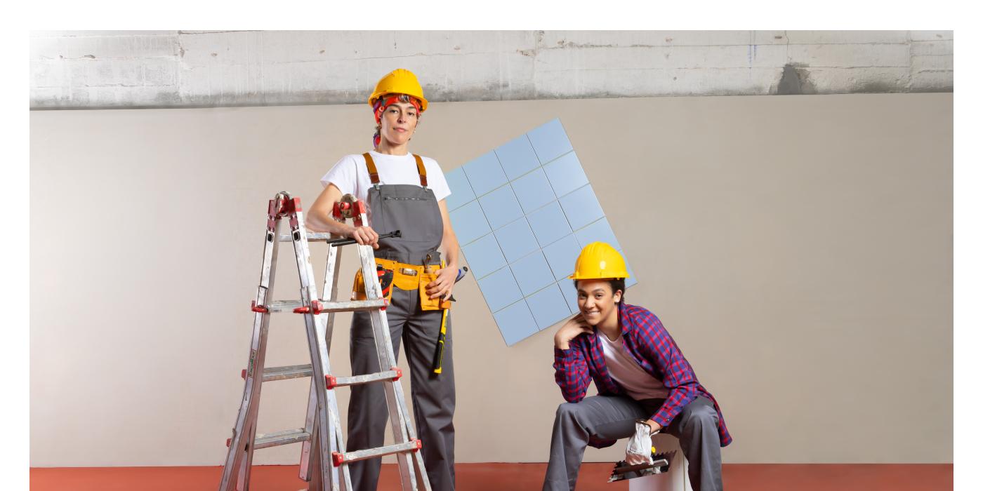 """SIKA colabora con """"Ella Construye"""" para fomentar, a través de la formación, la integración de las mujeres en el sector de la construcción"""