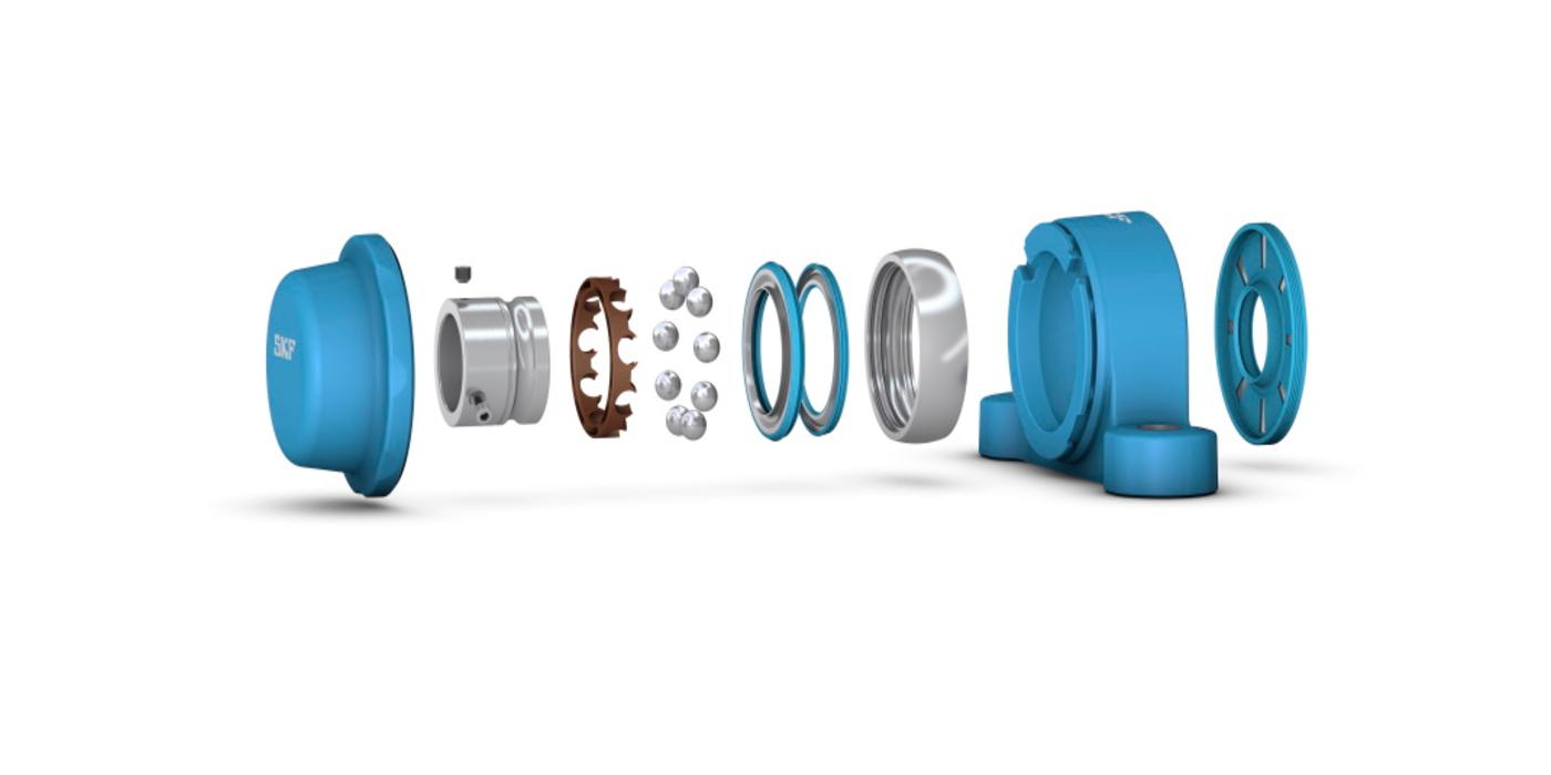RS Components triplica su oferta de rodamientos SKF hasta alcanzar los 6.000 productos y tiene prevista una nueva ampliación de la gama