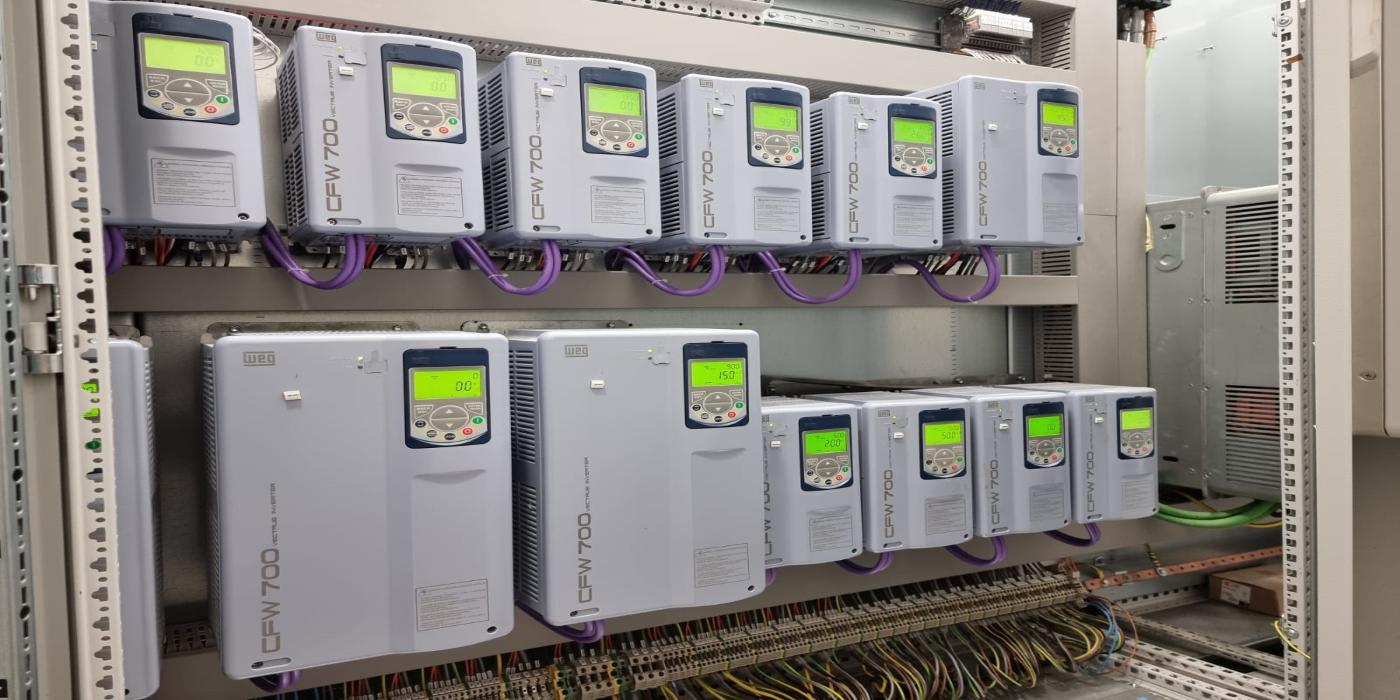 WEG suministra variadores de frecuencia para un innovador proyecto de aprovechamiento energético de subproductos cárnicos
