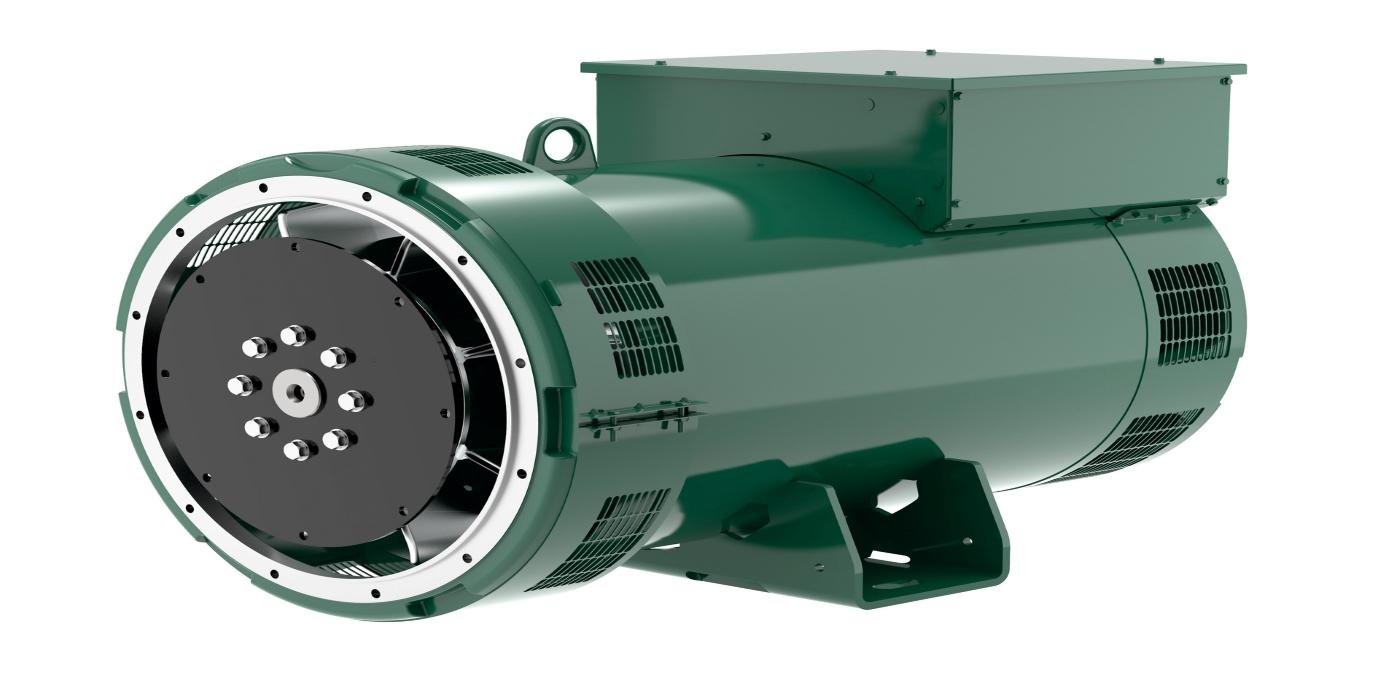 Nidec Leroy-Somer anuncia el lanzamiento del alternador industrial LSA 47.3 con mayor rendimiento y un sistema de refrigeración optimizado.