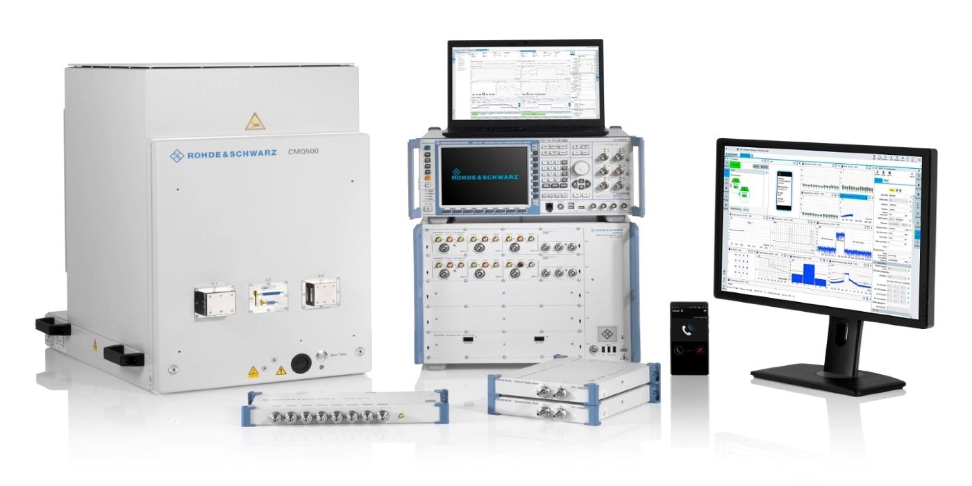 Rohde & Schwarz presenta sus soluciones integrales para test de dispositivos 5G NR en el MWC21 de Barcelona