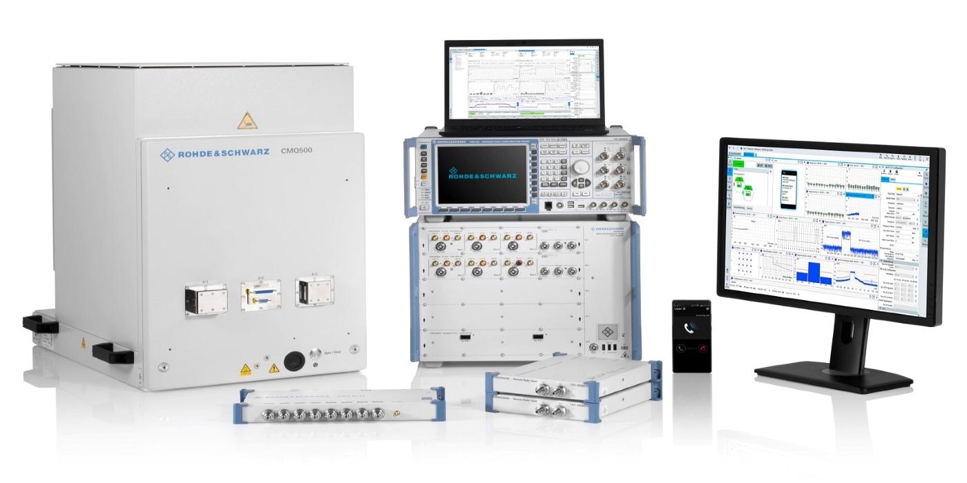 Rohde & Schwarz presenta sus soluciones integrales para pruebas de dispositivos 5G NR en MWC21 en BarcelonaRohde & Schwarz presents its comprehensive solutions for 5G NR device testing at MWC21 in Barcelona