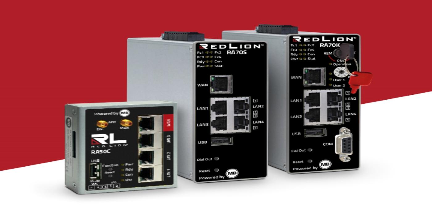 Red Lion lanza una plataforma segura de acceso remoto industrial