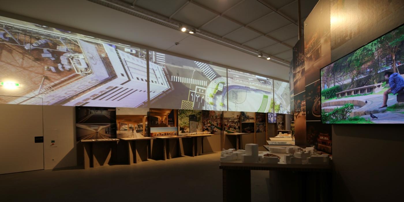 """ViewSonic se asocia con el alemán AM Architekturmuseum Der TUM para ofrecer una exposición arquitectónica inmersiva """"Taiwan Acts!"""" al mundo"""