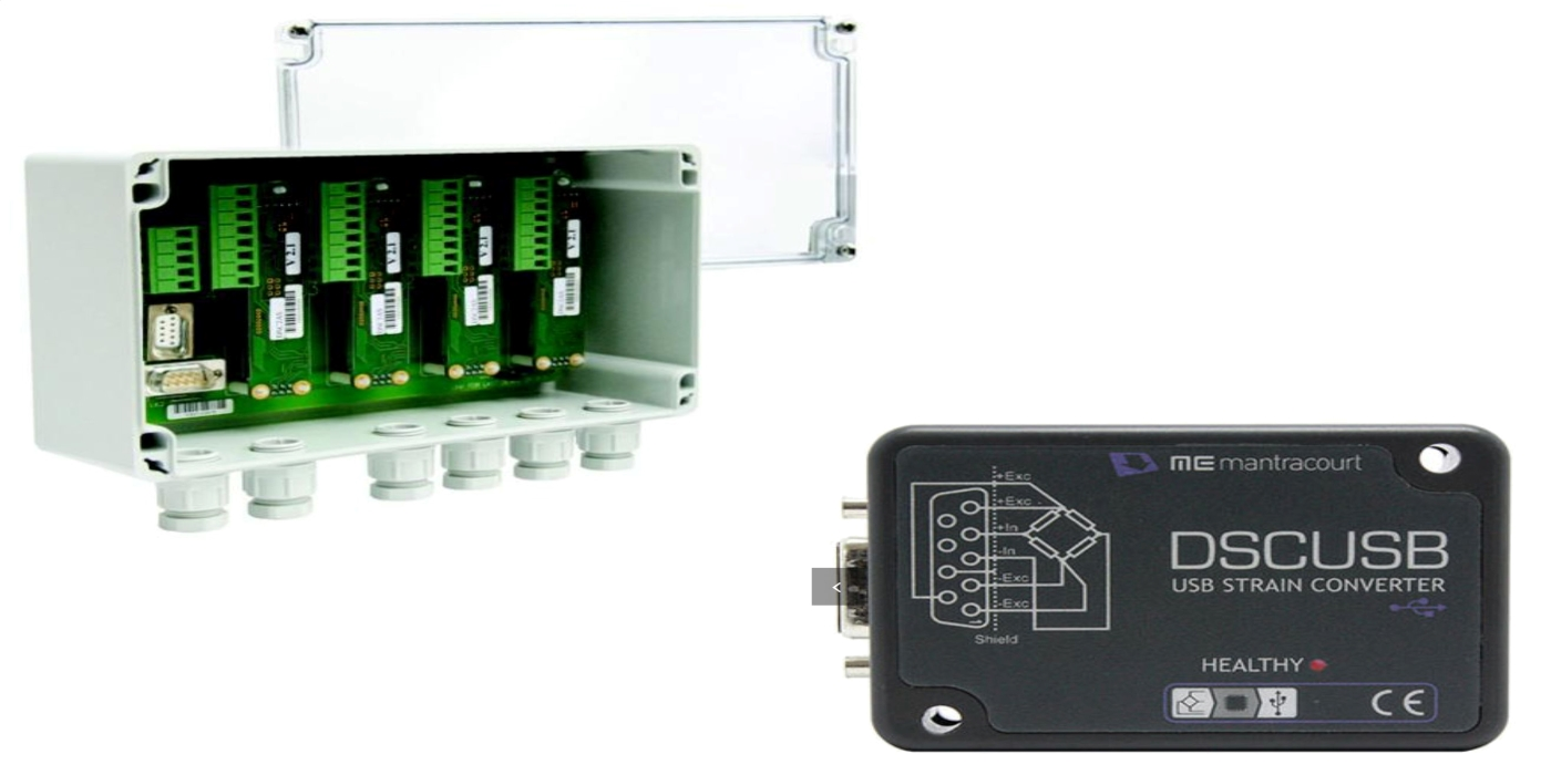 New from Ixthus Instrumentation: Two digital strain gauge signal conditioning modules from Strainsert
