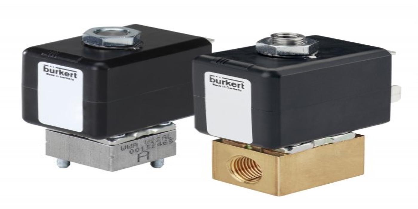 Nueva serie de válvulas solenoides para mayores requisitos del mercado. Conmutación y dosificación a plena capacidad El
