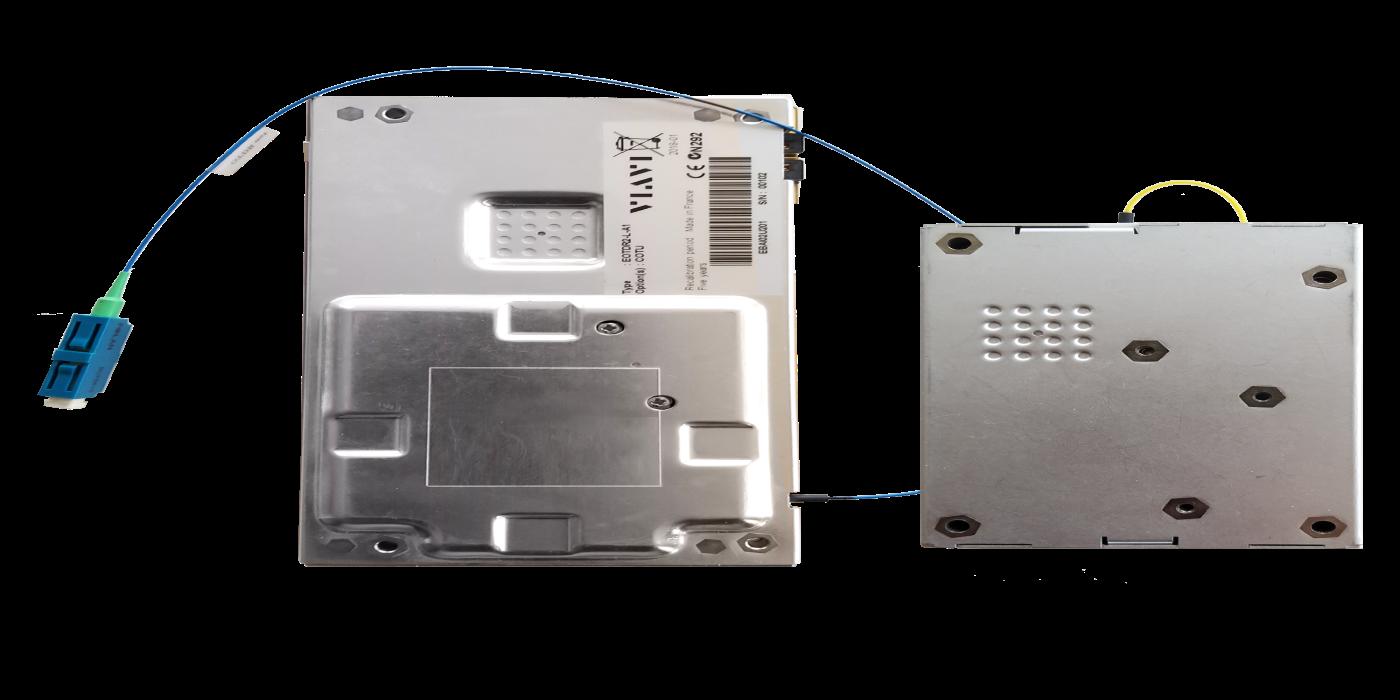 Tarjetas iOTDR Micro y Nano para redes de fibra xWDM, FTTX, PON y 4G/5G