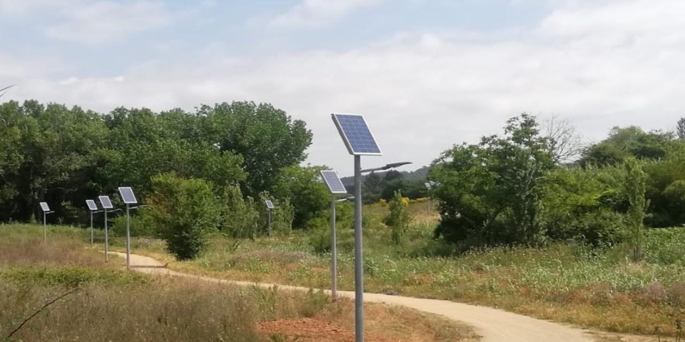 La Escola Avenç en Sant Cugat del Vallès estrena una solución inteligente solar