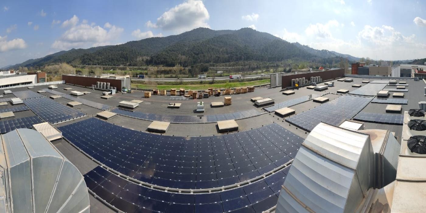 SolarProfit construye una planta fotovoltaica para Boboli, evitando la emisión anual de más de 45 toneladas de CO2 a la atmósfera