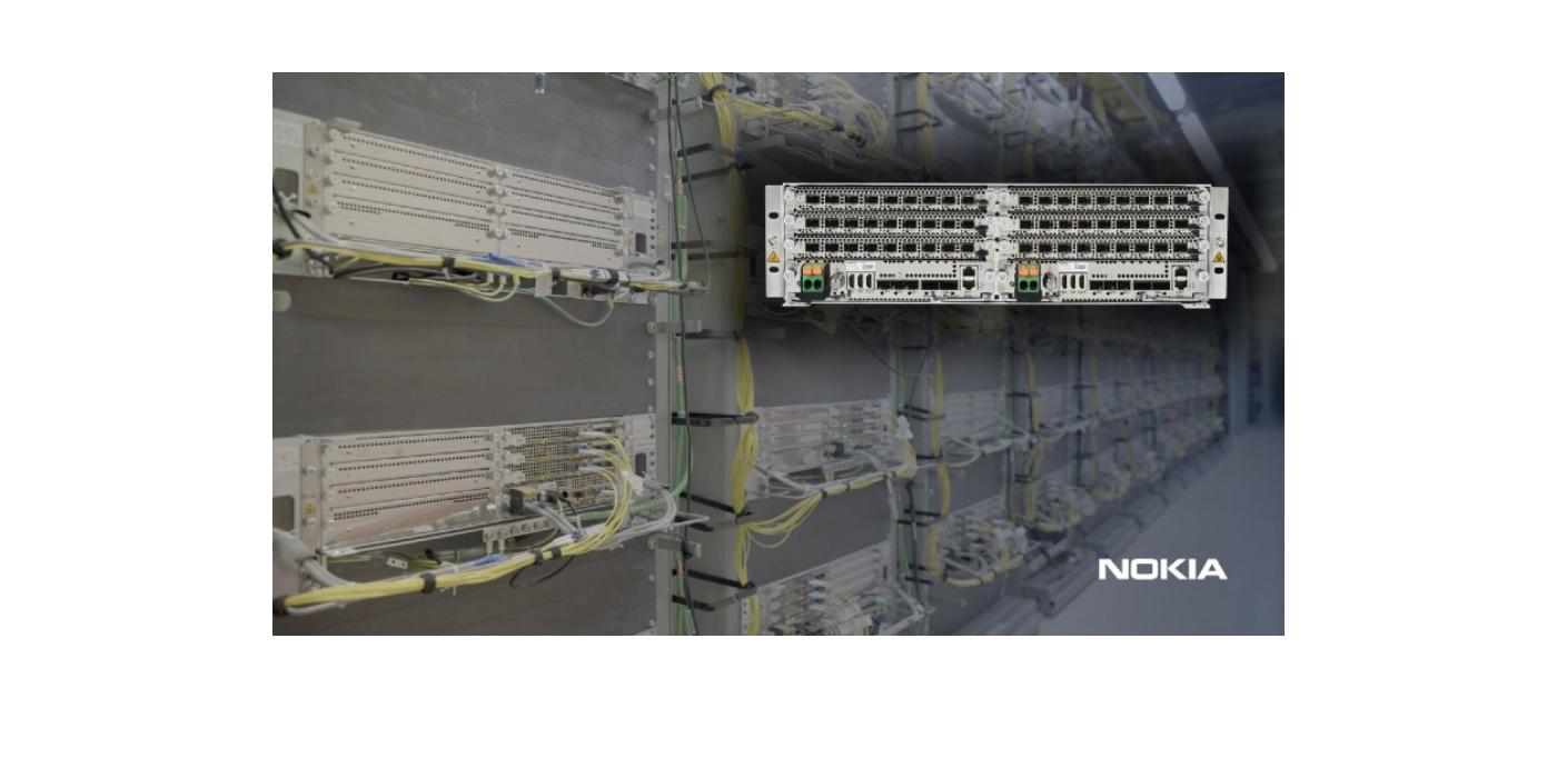 Nokia lanza la gama de última generación AirScale 5G equipada con la tecnología ReefShark
