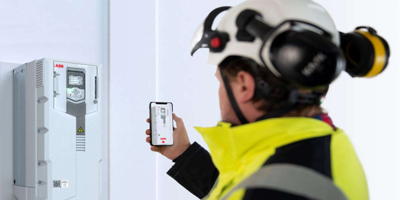 ABBAbility™ MobileConnectparavariadores de frecuencia, unasolución de soporte remoto que satisface los retos digitales de la industria