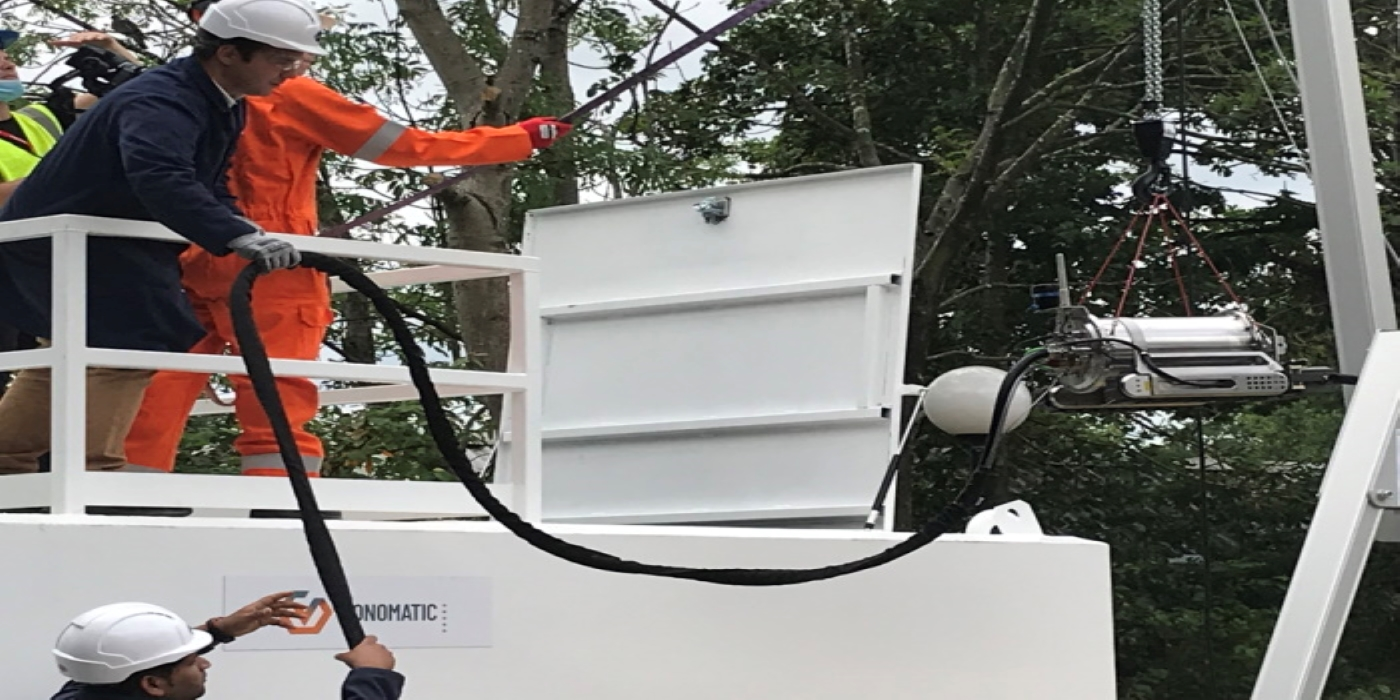 Electrocomponents anuncia la ampliación del proyecto nautilUS para la comercialización de tecnología robótica de vanguardia para la inspección de tanques de almacenamiento petroquímicos