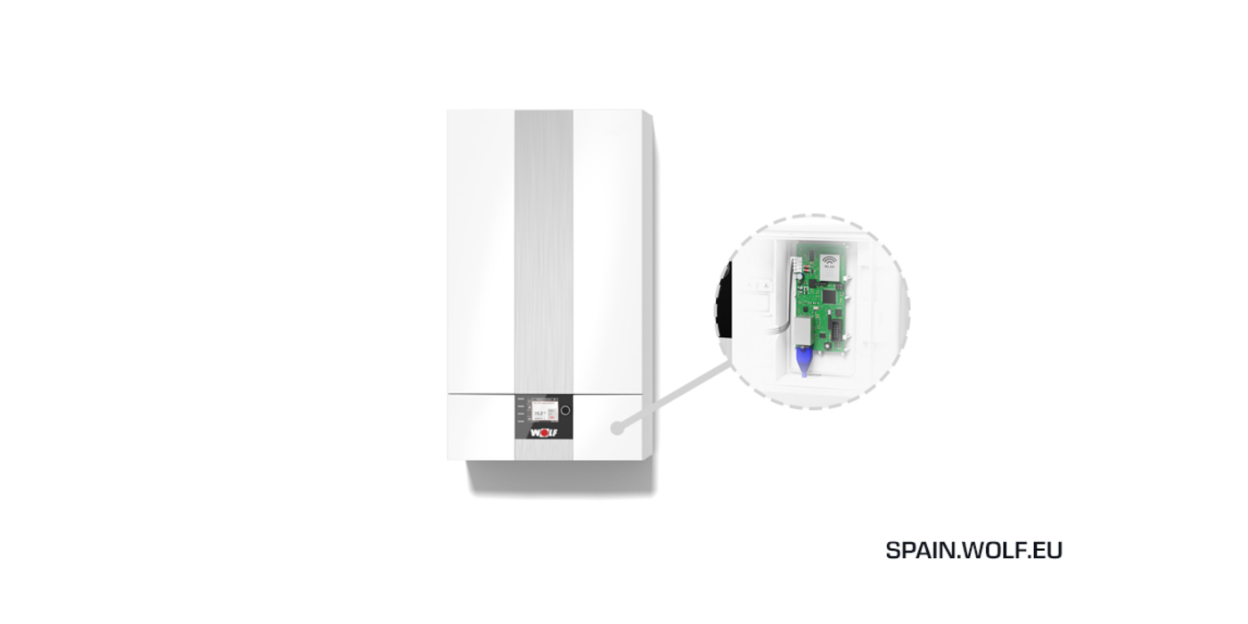 WOLF presenta LinkPro para la gestión remota de las instalaciones de calefacción, climatización y ventilación