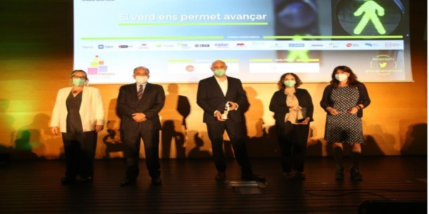 Festo obtiene el premio Mercè Sala de la Fundació Factor Humà
