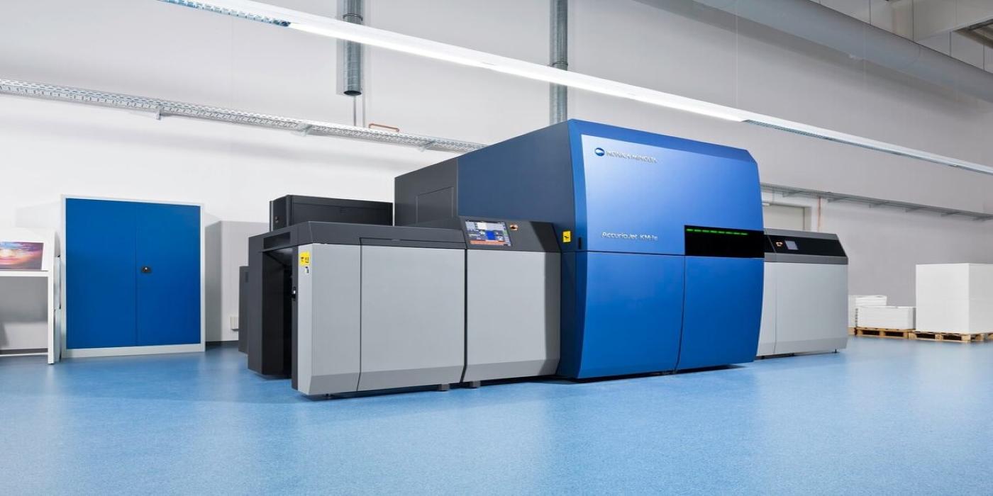 AccurioJet KM-1e obtiene la certificación para el destintado de papel no estucado impreso