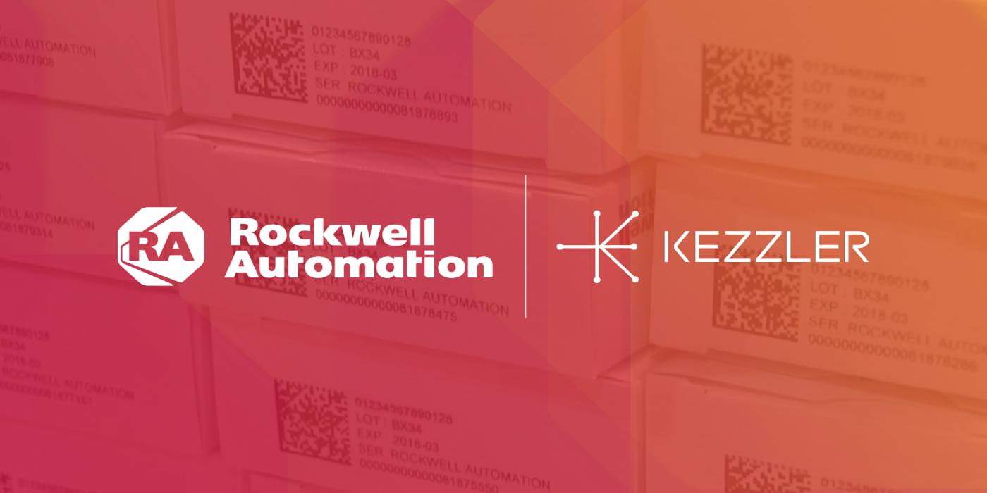 Rockwell Automation y Kezzler se asocian para ofrecer soluciones de trazabilidad industrial end-to-end basadas en la nube