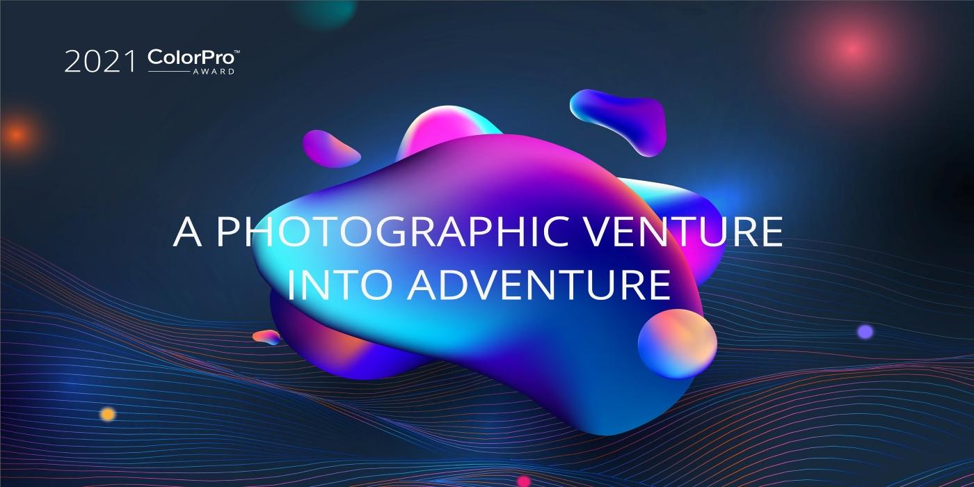 """ViewSonic inaugura el Concurso de fotografía global ColorPro Award 2021 al anunciar el tema de este año, """"Nueva aventura""""."""