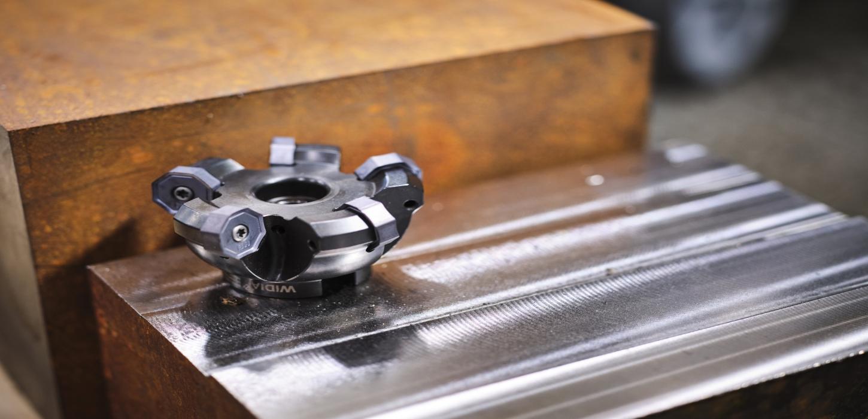 WIDIA presenta la plataforma de fresado frontal M1600 adecuada para una variedad de condiciones de máquinas y configuraciones