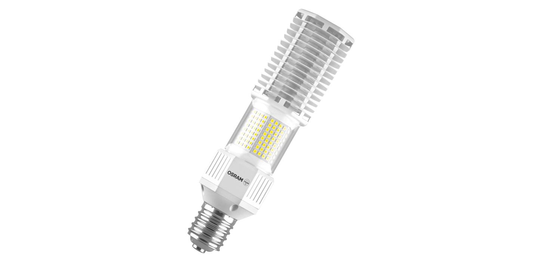 LEDVANCE lanza la familia de lámparas de alumbrado público OSRAM NAV LED