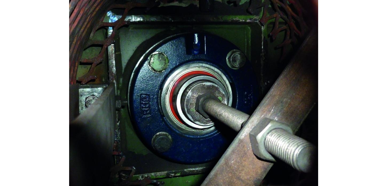 Las unidades de rodamientos NSK Self-Lube® ahorran a las plantas de acero € 292,136