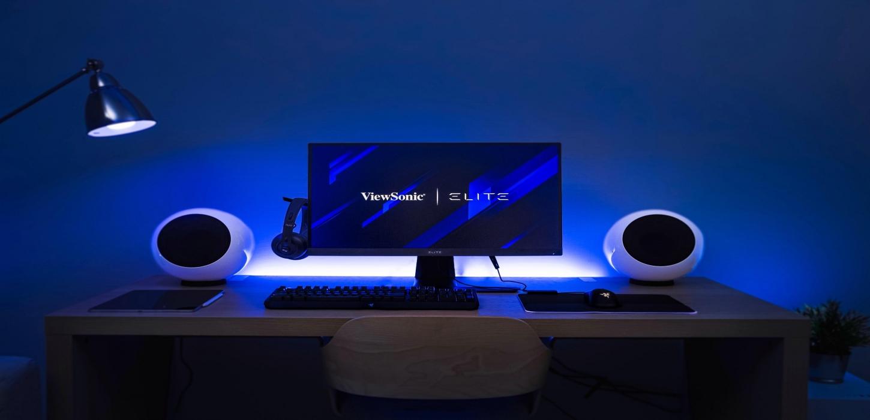 """ViewSonic ELITE lanza nuevos monitores para juegos de 32 """"con las últimas tecnologías centradas en el jugador"""