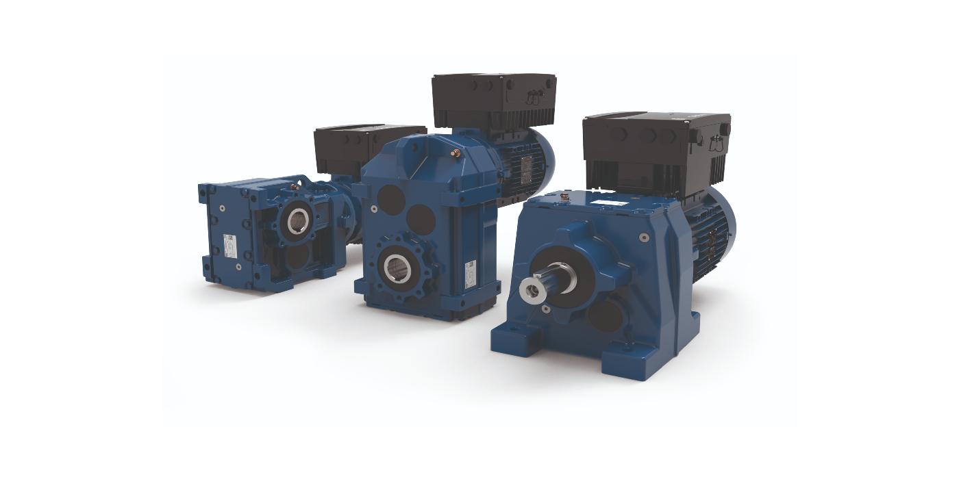 WEG lanza un paquete de accionamiento descentralizado con motorreductores WG20 y variadores de velocidad MW500